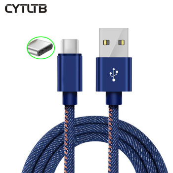 Hot Sale Flexible Copper Jeans Micro Usb Cable Multi Core For Android Usb Type C Cable