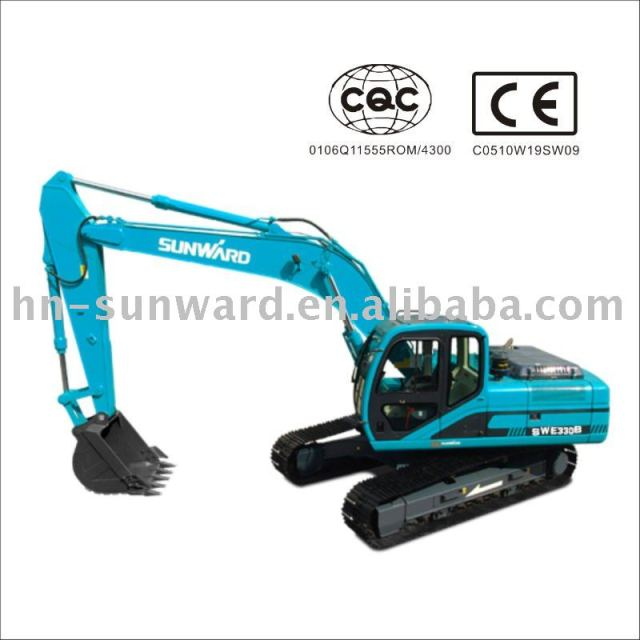 Sunward Medium-Large Excavator SWE330B