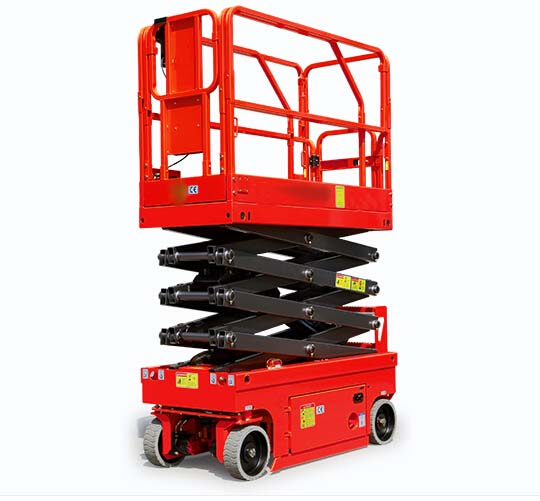 Spower Hot Sale Mobile Scisor Lift 4-14m