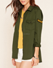 The more popular high-quality military style 100% cotton ladies jackets with embroidery