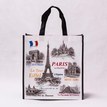 Top Quality Promotion Laminated Woven Bag With Your Owner Logo