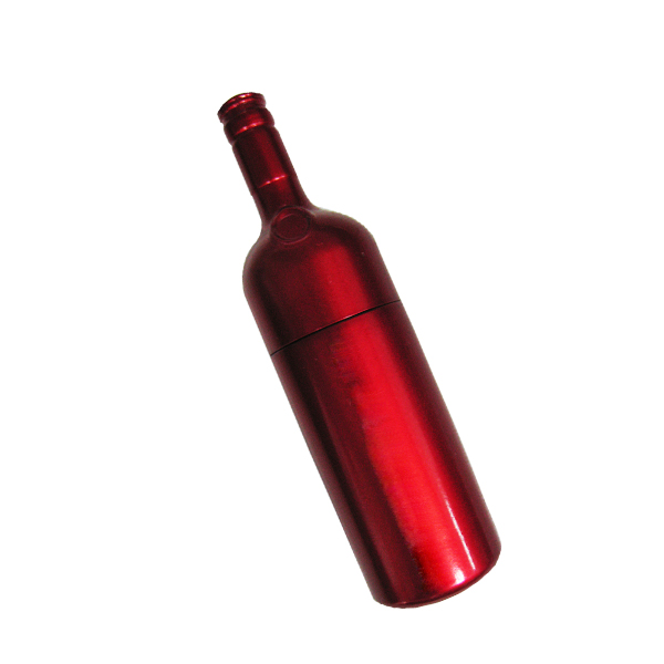 wine bottle shape wholesale plastic promotional 2gb usb flash drive bulk buy from china