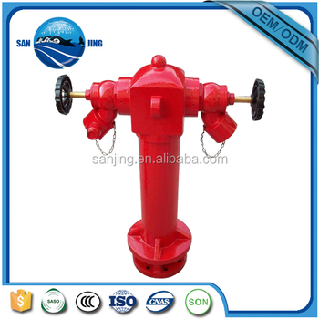 Bs750 Awwa C502 Pn16 Wet Barrel Pillar Fire Hydrant Buy Fire