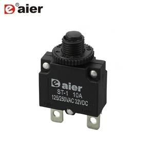 Resettable Thermal Switch Circuit Breaker Solder Mini Circuit Breaker