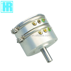2WDD35D4 Slide/Rotary/Double potentiometers