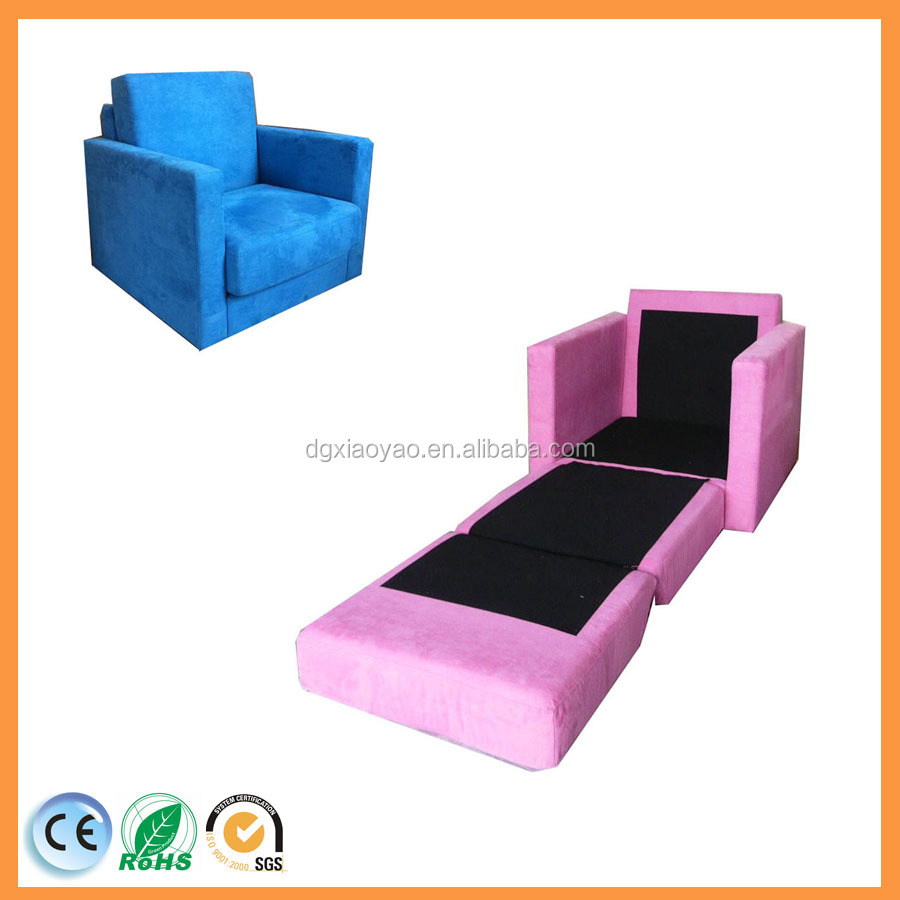 Multifunction children Lazy Sofa Bed/kids leisure chair