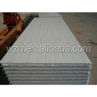 Heat Insulated Price MGO board EPS XPS SIP Composite Polystyrene foam Panel