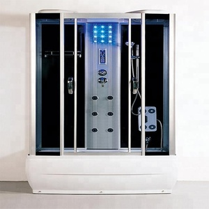 Maufactuere Multi-Function Whirlpool Bath Steam Shower With Walk In Tub For Adults High Quality