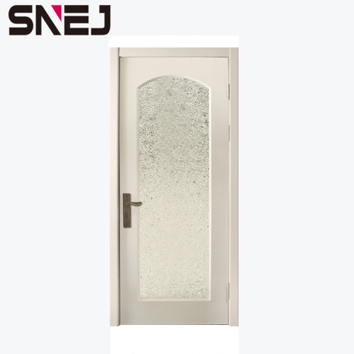 MB-1011 locker room best type light color indoor decoration barn door hardware interior wooden sliding door