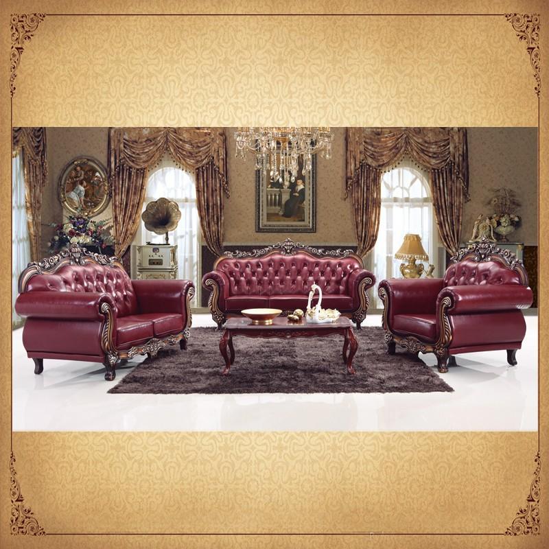 Vintage chino rojo vino muebles antiguos de madera tallada - Muebles de salon antiguos ...