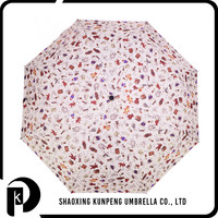 New mini printed cute animal design kids umbrella animal printed umbrella