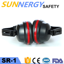 Low Price logo earmuffs with CE&ISO