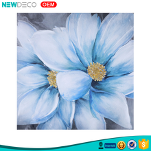 Wholesale printed and handmade flower oil painting