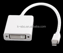 Mini Displayport Male to DVI Female adapter cable