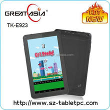 New Android smart tablet pc 9inch,Boxchip Allwinner A23 Tablet high quality