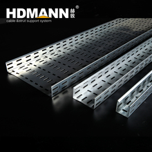 <span class=keywords><strong>HDMANN</strong></span> サポート OEM ホット亜鉛メッキ換気ケーブルトレイ価格