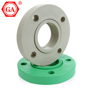 ppr pvc pipe 63mm flange gasket male female pipe fittings weld on pipe cap