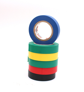 High Heat PVC Electrical Tape Electrical Insulation Fesa Gaffer For Wire Insulation