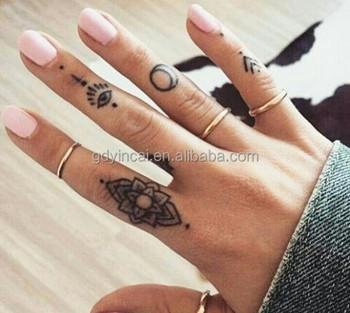 Henna Tattoo Tribal Desain Stiker Tato Dengan Harga Yang Kompetitif