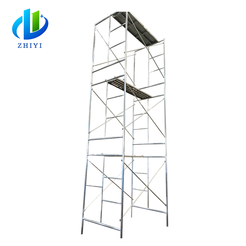 Unique h frame scaffolding load capacity system scaffold