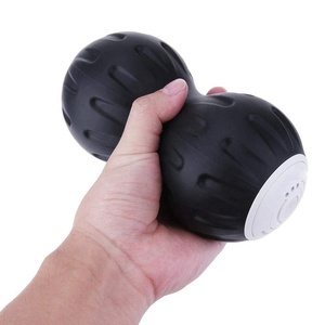 Wholesale Peanut Electric Back Lacrosse Vibration 5 Inch Massage Therapy Ball Massager