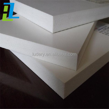 Light Weight Pvc Foam Board Pvc Celuka Board Pvc Plastic