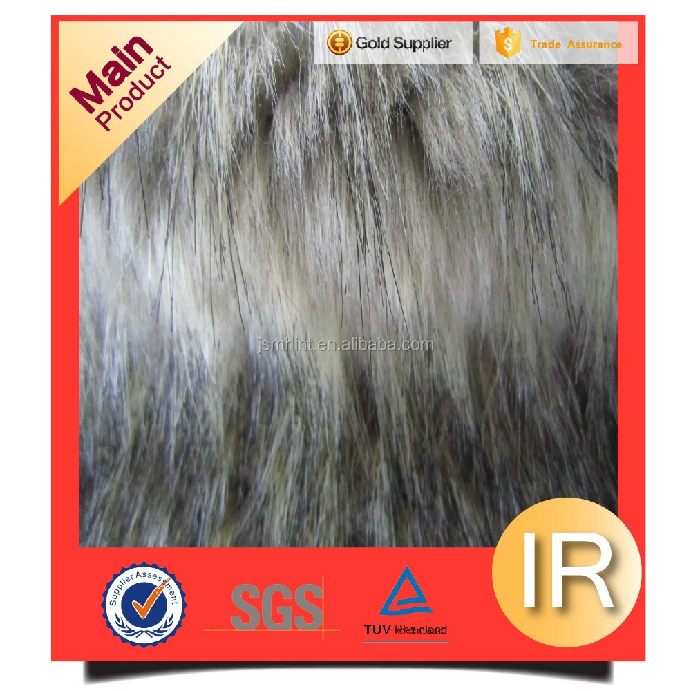 high quality faux fur dye fabrics wholesale fake fur