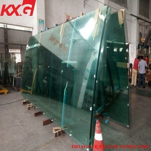 China Suppliers Top Quality Doors Windows Curved Tempered Glass
