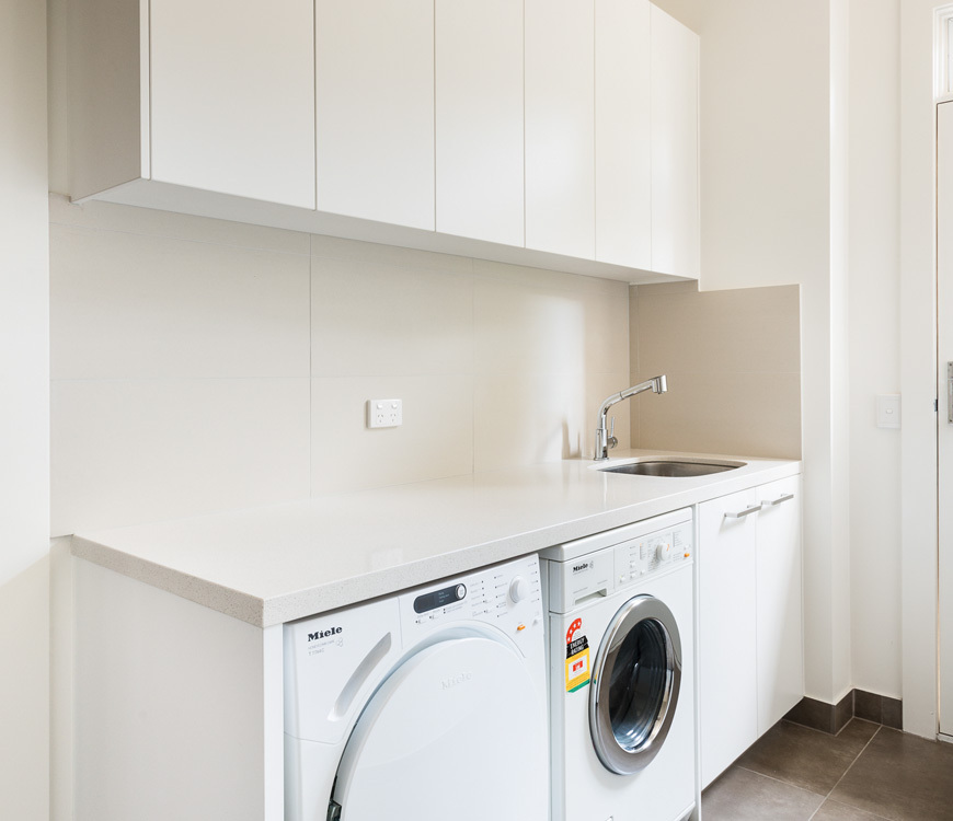 Industrial Laundry Equipment Modern Laundry Room