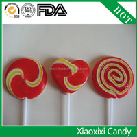 HACCP ISO FDA BRC KOSHER Certificated Lollipop hard candy Factory