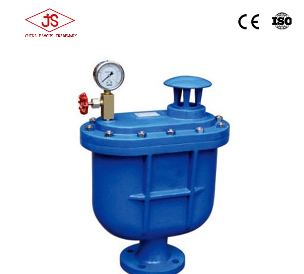 New product electric vent valve of ISO9001 Standard