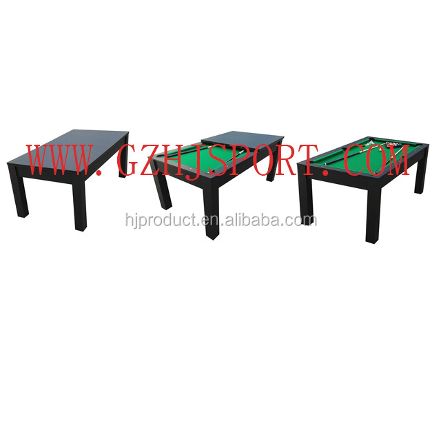 Fashion Design Billiard home dining pool table sports pool table snooker table