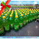 24-24-8 bottle beer canning equipment also for all kinds of beverage