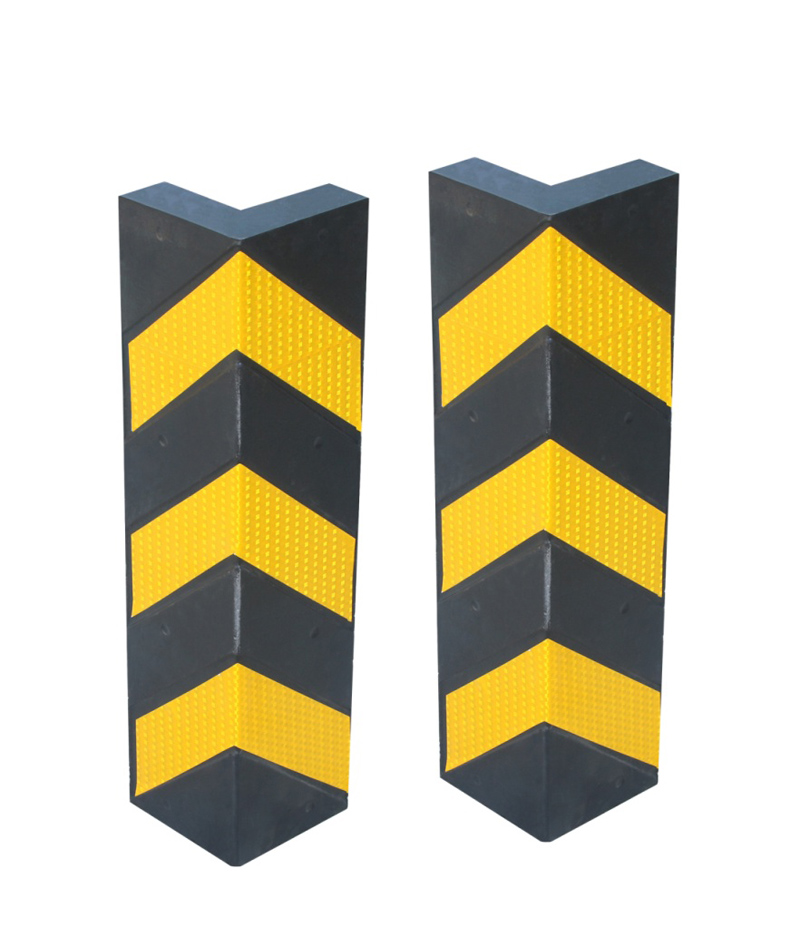 50mm Thickness Wall Protection Heavy Rubber Guard Edge Corner Guard