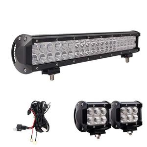 led light bar orange