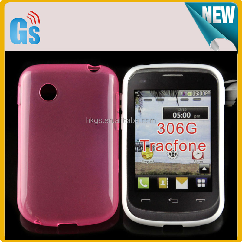 innovative design 9ff36 817a0 Jelly Soft Gel Tpu Mobile Phone Back Cover For Lg Tracfone 306g Case - Buy  Cover For Lg Tracfone 306g,Phone Cover For Lg Tracfone 306g,Mobile Phone ...