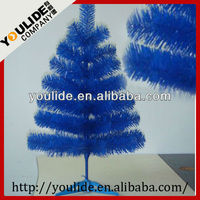 promotion christmas trees,blue christmas tree