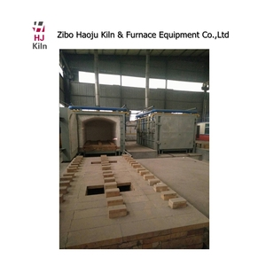 China cooking time 48 to 75 hours shuttle kiln