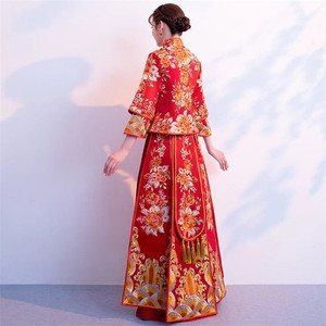 Traditional Chinese Wedding Dresses 941f6acde1c5