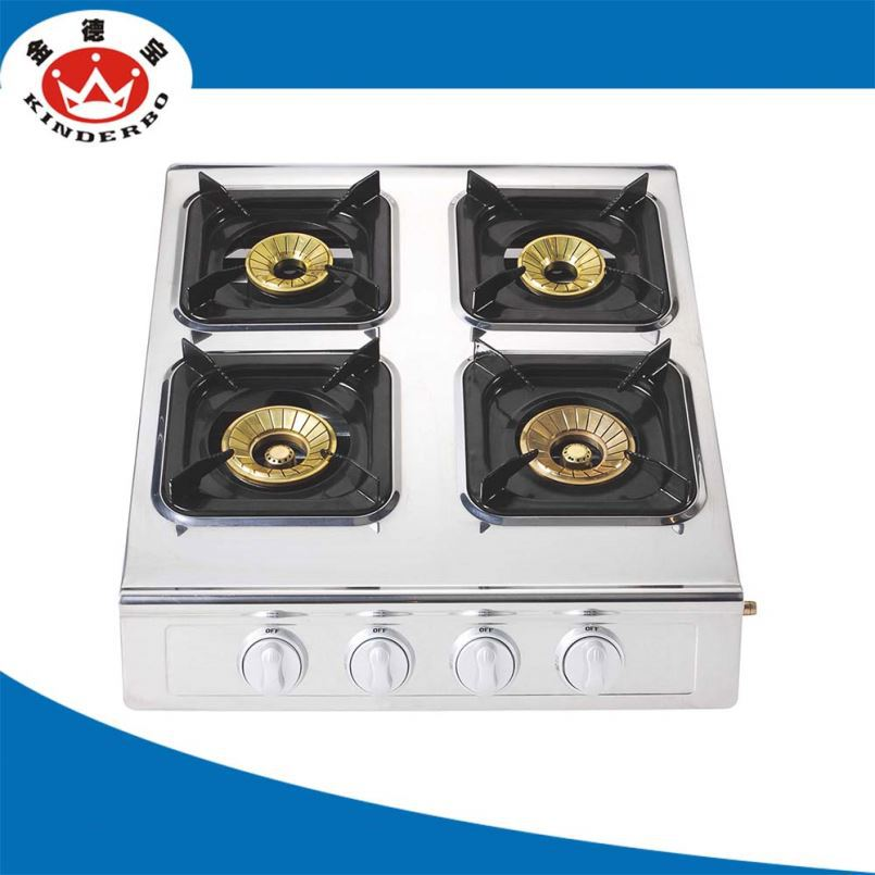 4 burner Low Price world's first oem/odm gas stove