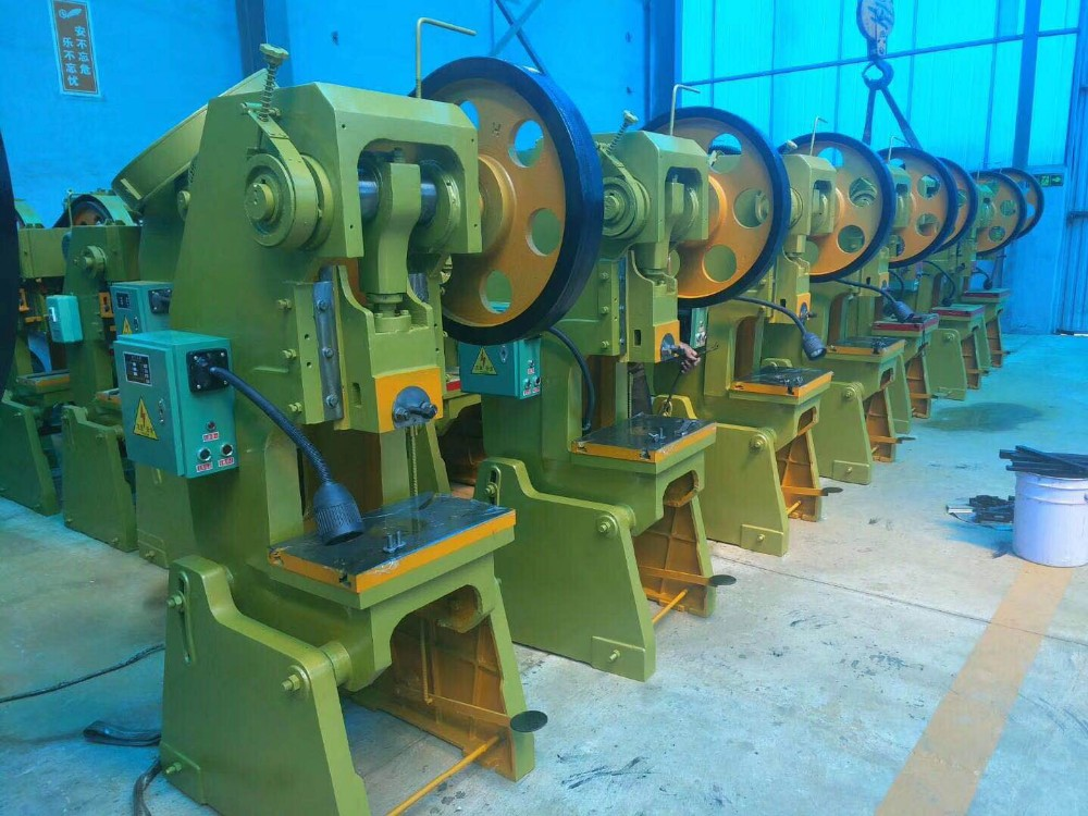 Punch Machine/used Mechanical Power Press For Disposable Aluminum Foil Food  Plate - Buy 100 Ton Power Press For Sale,10 Ton Power Press,Pneumatic