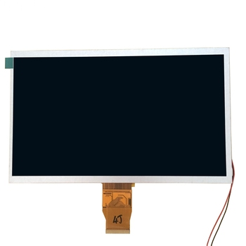 1024x600 10.1 inch tft lcd with LVDS interface display screen