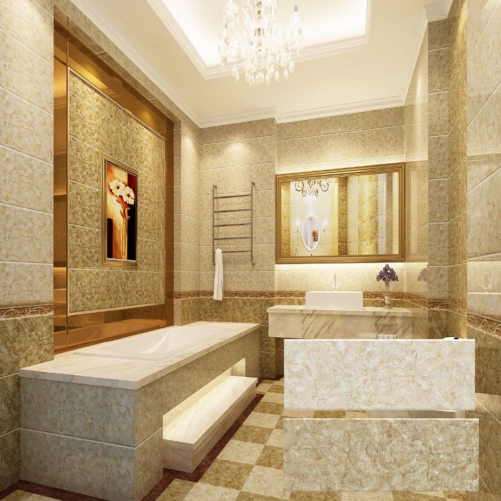 Modern Toilet Tiles, Modern Toilet Tiles Suppliers and Manufacturers ...
