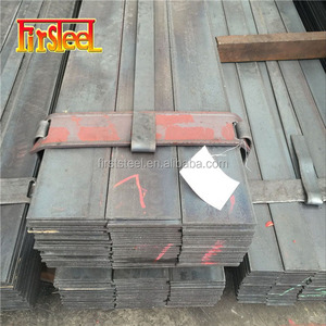 Export Carbon Black Mild Steel Flat Bar Sizes with S275 material