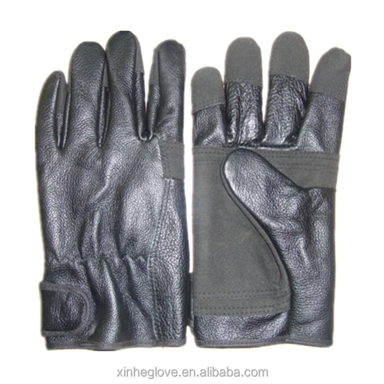 Cow Leather Labour Protection Glove