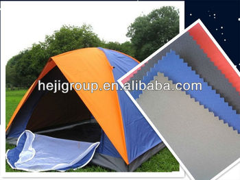 210D polyester oxford fabric for outdoor tents waterproof PU coated fabric & 210D polyester oxford fabric for outdoor tents waterproof PU ...