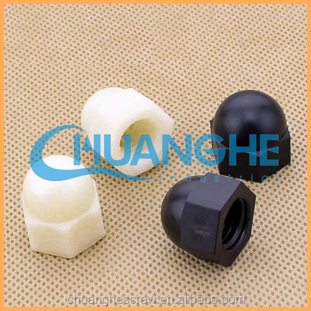 Made in china high-quality nipple plug extension cap nut