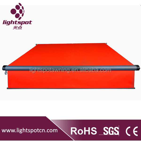 patio awning cover/fox wing awning/sky awning