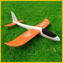DIY toy plane throwing foam glider, EPP toy glider plane, foam flying toy