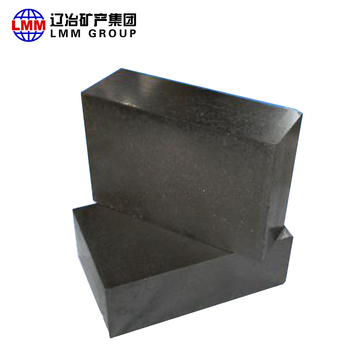 good quality manufacturer of high temperature chrome magnesite refractory brick